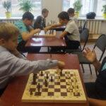 Соревнования по шахматам среди мальчиков 5-х классов